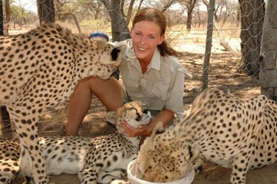 Frivillig Arbeid i Namibia