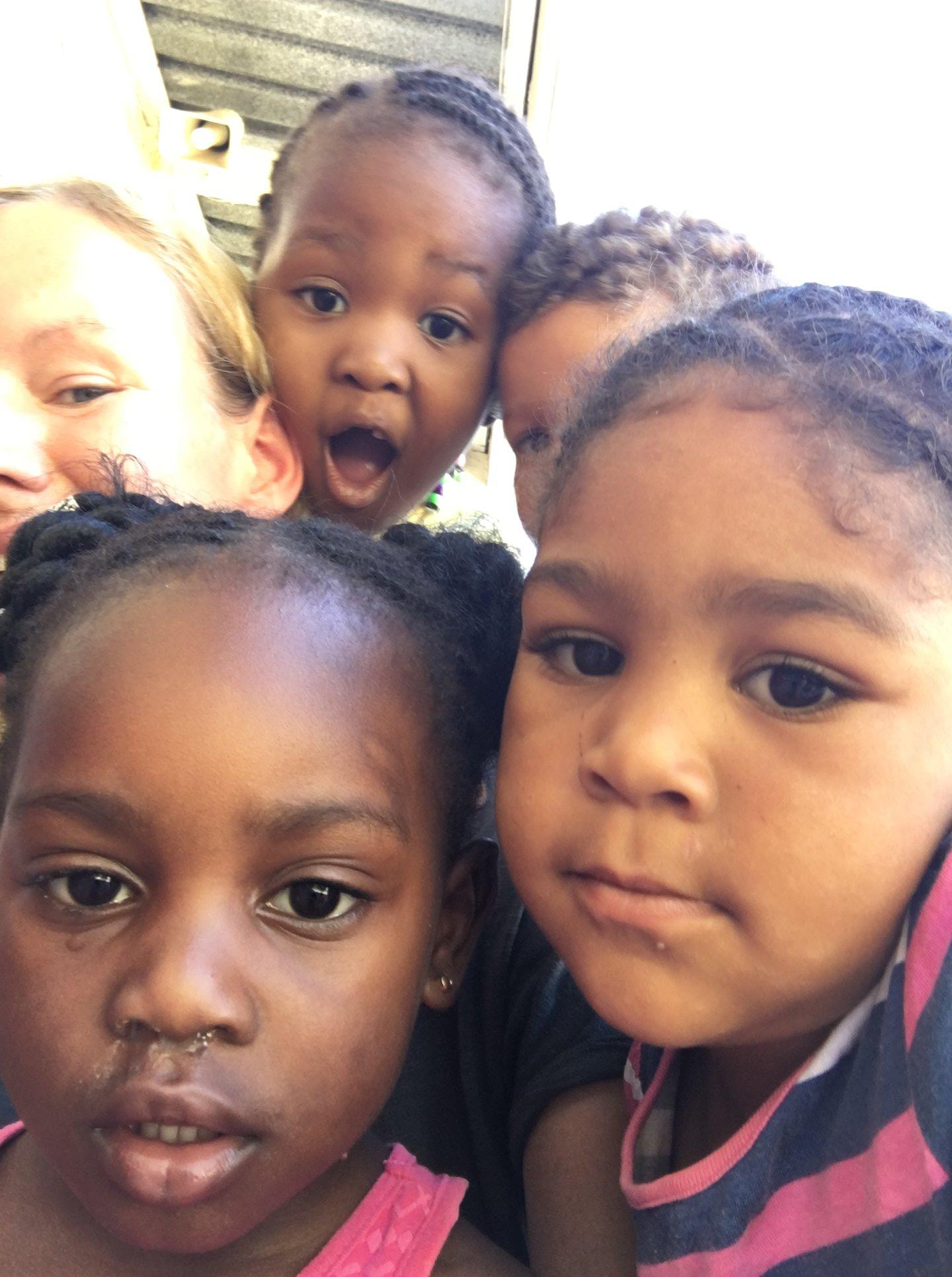 Frivillig Sør-Afrika - Frivillig arbeid i Sør-Afrika - GoXplore Norge