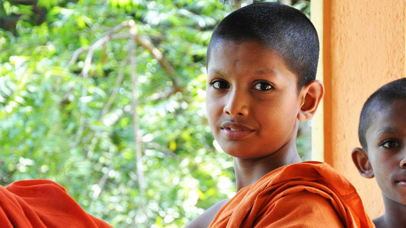 Frivillig Sri Lanka (Kandy)