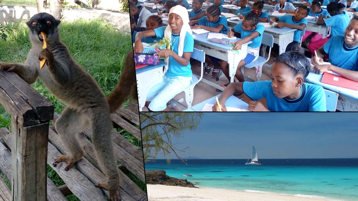 Frivillig Madagaskar