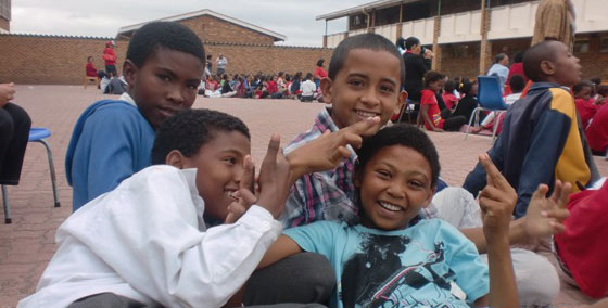 frivillig arbeid afrika